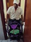 Toilet tidak bisa dilalui pengguna kursi roda